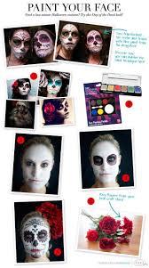 43 best diy day of the dead dia de los muertos costume u0026 makeup