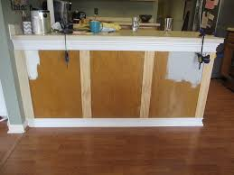 kitchen chronicles vol 2 adding trim to the kitchen cabinets