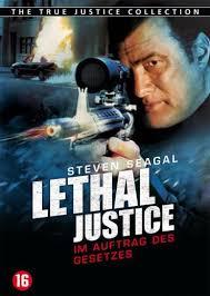 True Justice Lethal affiche