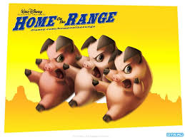 Home On The Range by Disney Home On The Range Cartoons