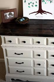 White Shiny Bedroom Furniture Best 25 Chalk Paint Dresser Ideas On Pinterest Used Dressers