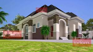 pictures of 4 bedroom bungalow house plans in nigeria youtube