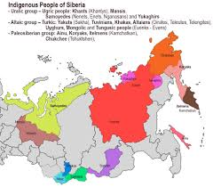 Religions Of The World Map by Religion Of The Indigenous People Of Siberia Text In English
