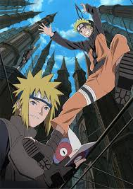 Naruto - The Lost Tower poster