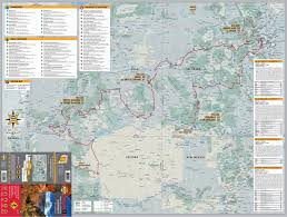 Southwest Colorado Map by Mad Maps Rolsw Rides Of A Lifetime Road Trip Map Rol Southwest