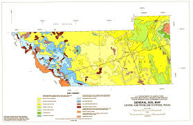 New Mexico County Map General Soil Map Loving And Winkler Counties Texas The Portal