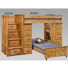 stairs bunk or loft bed u0027s twin twin loft bed with stairs and