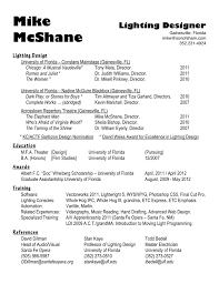 virginia tech resume samples lighting designer resume free resume example and writing download we found 70 images in lighting designer resume gallery
