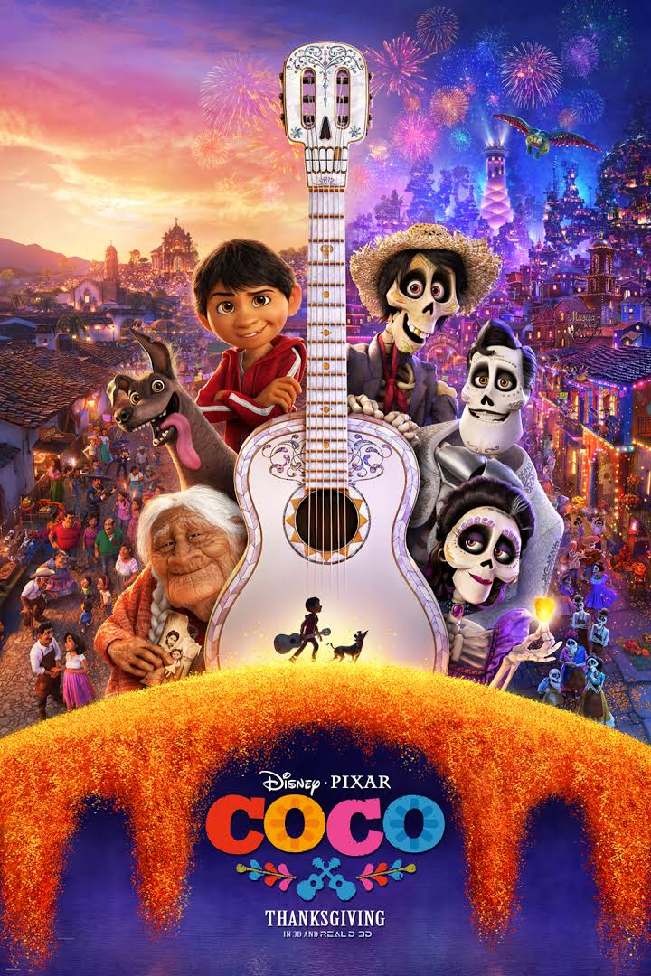 Image result for disney coco