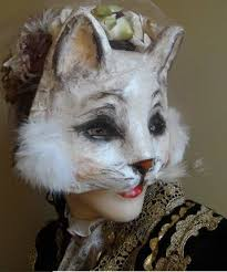 Kitten Costumes Halloween 25 Cat Mask Ideas Paper Mask Mask