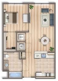 3 Bedroom Apartment Floor Plan 1 2 3 Bedroom Apartments For Rent In Washington Dc Sheridan