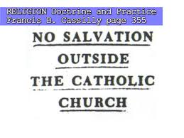Eli Soriano | Salvation Outside the True Church