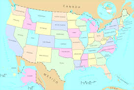 Blank State Map Of Usa by Printable United States Maps Outline And Capitals Map Of Pleasing