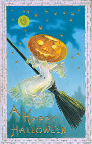 vintage halloween cards from a century ago vintage halloween