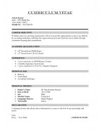 Best Job Resume Ever by Good Strengths For A Resume Resume For Your Job Application