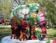The Elephant Parade in London | MS Portfolio - digital design ...