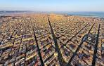 barcelona from above photo | One Big Photo