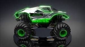 bigfoot king of the monster trucks image alien invasion jpg monster trucks wiki fandom powered
