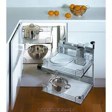 Blind Corner Kitchen Cabinet by How To Make Your Blind Corner Cabinet More Functional