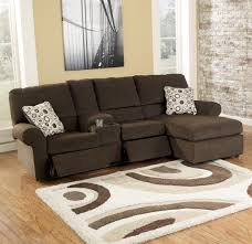 fabulous sectional sleeper sofa with recliners great home design
