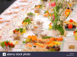 elegant dinner party table setting stock photo royalty free image