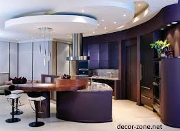 nice modern ceiling design for kitchen in home remodeling ideas