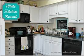 white kitchen reveal a before u0026 after mom 4 real