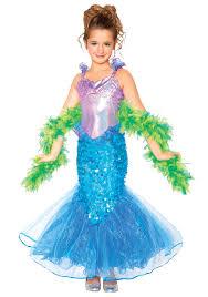 Sea Monster Halloween Costume by Girls Mermaid Costume Halloween Pinterest Girls Mermaid