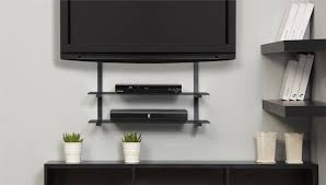 Hidden Cable Tv Wall Mount Corner Tv Wall Mount With Shelves 118 Fascinating Ideas On