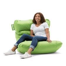 Big Joe Lumin Camo Bean Bag Chair Bean Bags Amazon Com