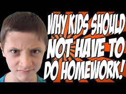 New expert advice says that homework should be banned  Parents     Illustration  Matt Golding