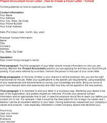 Sample Of Accountant Cover Letter For Resume Medical General