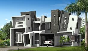 decor green modern house colors with staircase ad white garage