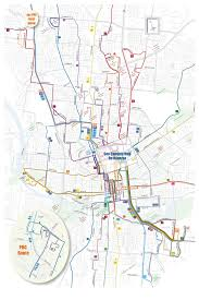 Texas Map Austin by Austin Bus Map Austin Texas U2022 Mappery