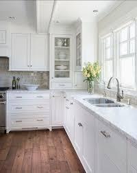 Cabinet Styles For Kitchen Best 25 Corner Cabinet Kitchen Ideas On Pinterest Cabinet Two