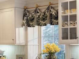 interior valance ideas for kitchen windows window valance ideas