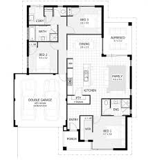 Wrap Around Porch Floor Plans 3 Bedroom House Floor Plans With Models Mod Bath Story Dimensions