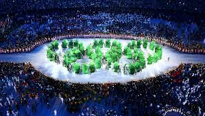 brazil takes pride in spectacular rio 2016 opening olympic news