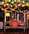 4 Creative Outdoor Lighting Ideas | RealSimple.