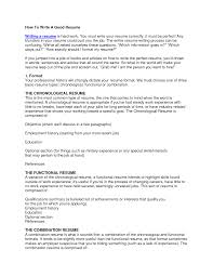 How To Do An Resume How To Do A Resume For Work Resume For Your Job Application