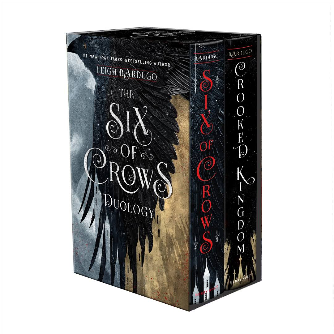 Image result for six of crows duology