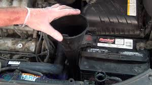 transmission drain u0026 fill kia sportage 2004 2010 youtube