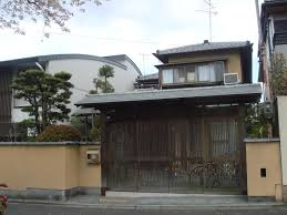 interesting japanese old style house and traditional appealing