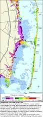 Map Nj More Sea Level Rise Maps For New Jersey