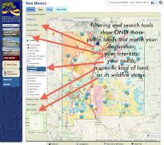 Colorado Unit Map by Publiclands Org Colorado