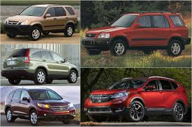 qotd was the first honda cr v the best honda cr v