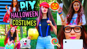 diy clever last minute halloween costume ideas cheap and easy
