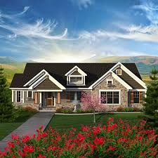 Hip Roof Ranch House Plans 2x6 Exterior Wall Home Plans House Plans And More