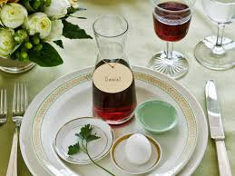 tips for creating a modern passover dinner hgtv s decorating 9 passover table essentials how to set it up
