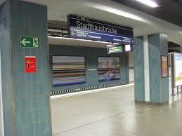Stadthausbrücke station